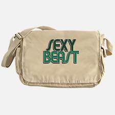 Sexy BEAST Messenger Bag
