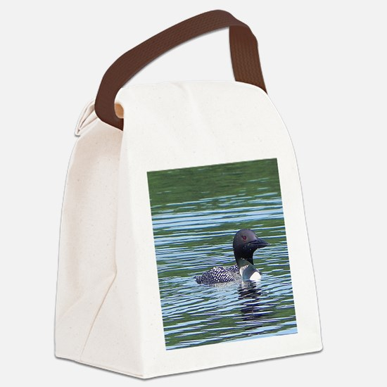 Wet Loon Canvas Lunch Bag