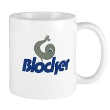 Cock blocker Small Mug