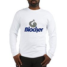 Cock blocker Long Sleeve T-Shirt