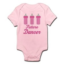Future Dancer Infant Bodysuit