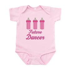 Future Dancer Onesie