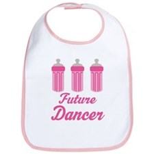 Future Dancer Bib