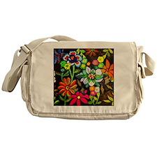 Everything's Blooming Messenger Bag