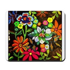 Everything's Blooming Mousepad