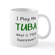 play tuba Mug
