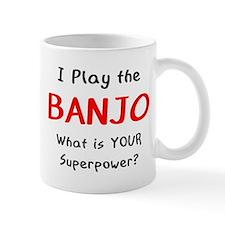 play banjo Mug
