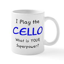 play cello Mug