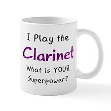 play clarinet Mug