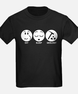Eat Sleep Geology T