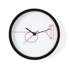 trystero Wall Clock