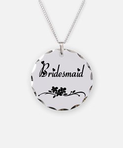 Classic Bridesmaids Necklace