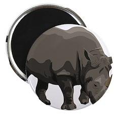 Classic Rhino Magnet