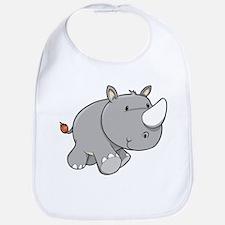 Baby Rhino Bib