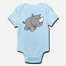Baby Rhino Body Suit