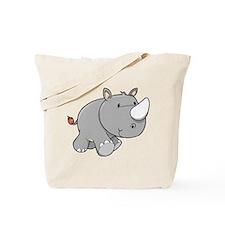 Baby Rhino Tote Bag