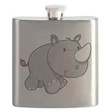 Baby Rhino Flask