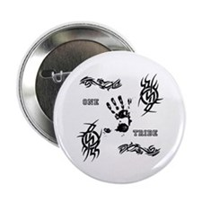 """One Tribe 2.25"""" Button (10 pack)"""