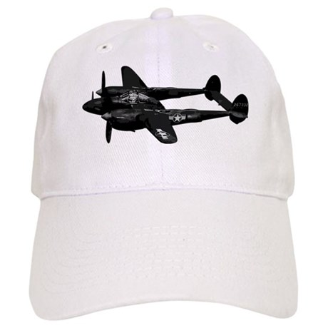 P-38 Lightning Baseball Cap