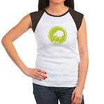 Kiwi Women's Cap Sleeve T-Shirt