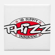 18 Dummy, Yadadamena Tile Coaster