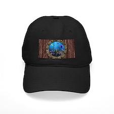 Underwater Love Porthole Baseball Hat