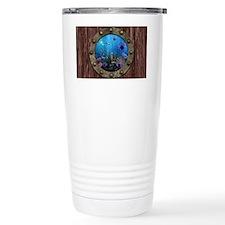 Underwater Love Porthole Travel Mug
