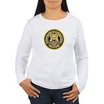 Michigan Corrections Women's Long Sleeve T-Shirt
