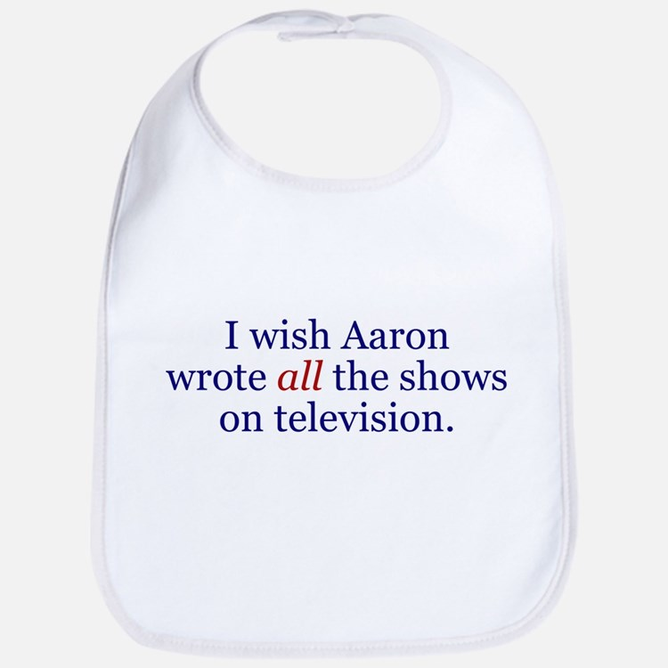 I Wish Aaron Wrote All Bib