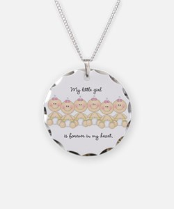 Forever In My Heart (Girl) Necklace
