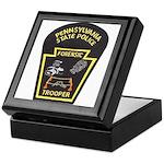 Pennsylvania C.S.I. Keepsake Box