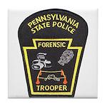 Pennsylvania C.S.I. Tile Coaster