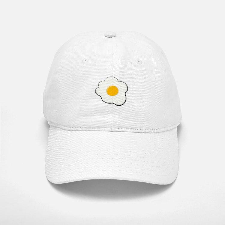 Fried Egg Baseball Baseball Baseball Cap