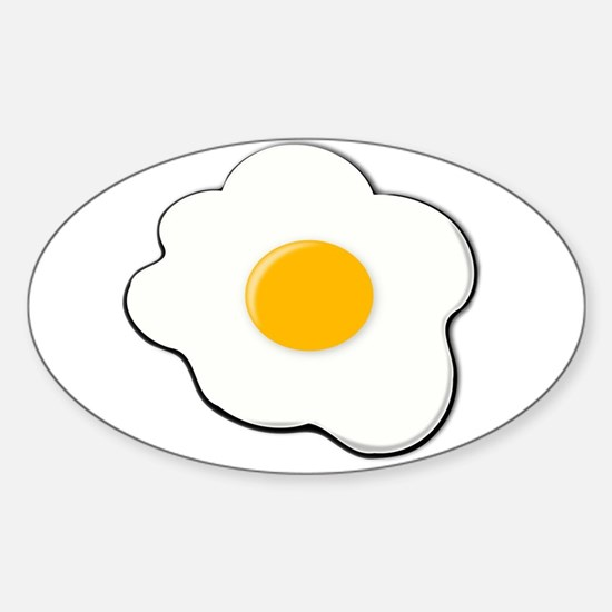 Fried Egg Decal