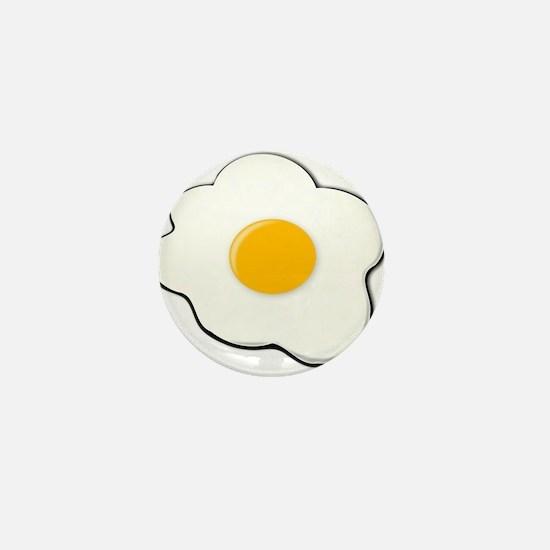 Fried Egg Mini Button