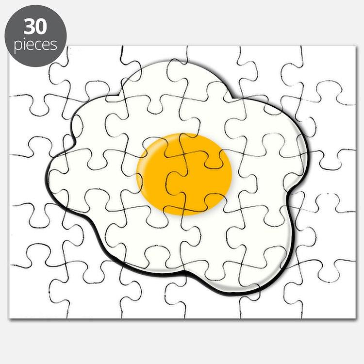 Fried Egg Puzzle