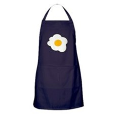 Fried Egg Apron (dark)