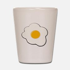 Fried Egg Shot Glass