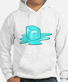 Melting Ice Cube Hoodie