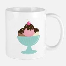 Ice Cream Sundae Small Mug