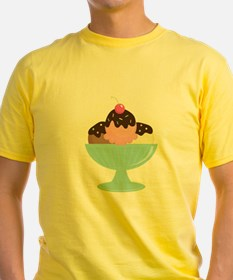 Ice Cream Sundae T-Shirt