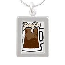 Root Beer Float Necklaces