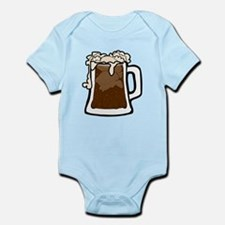 Root Beer Float Body Suit