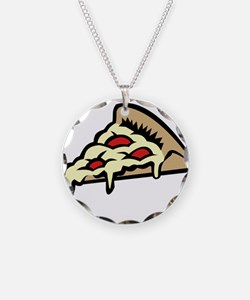 Slice of Pizza Necklace
