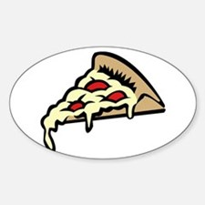 Slice of Pizza Decal