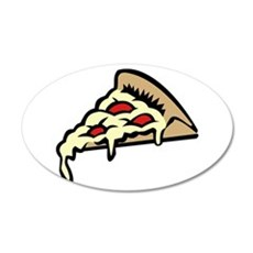Slice of Pizza Wall Decal