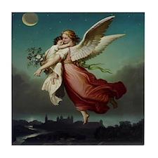 Guardian Angel Tile Coaster