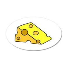 Swiss Cheese Wall Decal