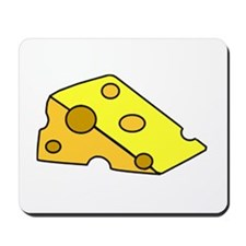 Swiss Cheese Mousepad
