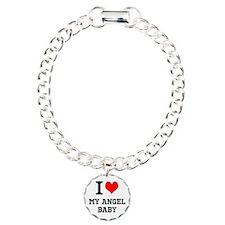 I Love My Angel Baby Bracelet